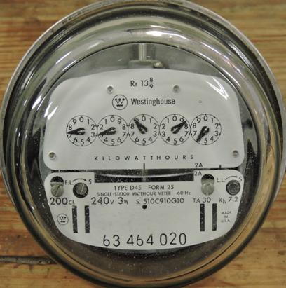 How to read your electric meter   Benton Utilities